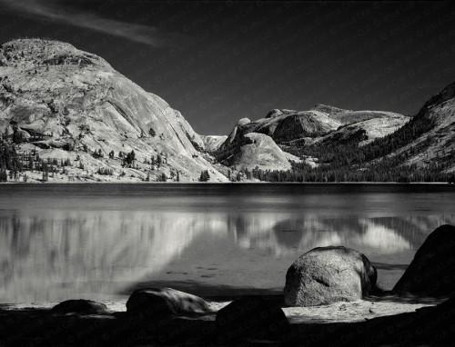 Lago Tenaya fotografía fineart giclee de Jesús Coll