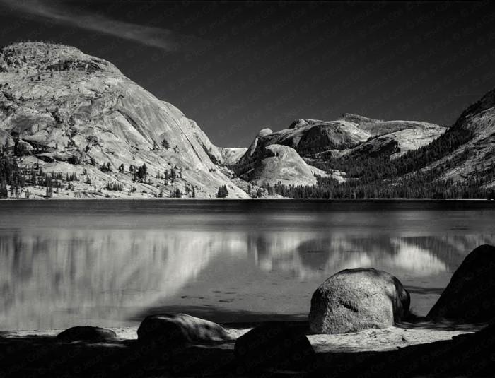 Tenaya Lake fine art giclee photograph. Fine Art Landscape Photography by Jesus Coll