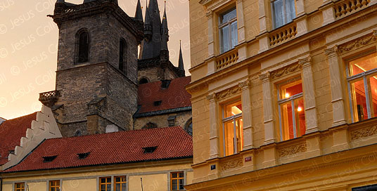Prague, Chez Republic