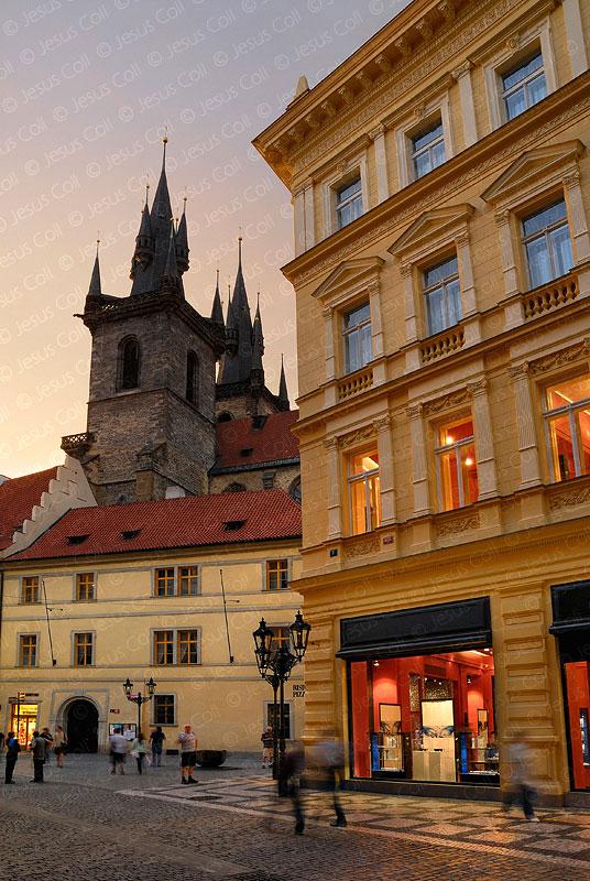 Prague, Chez Republic