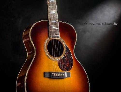 Guitarra Acústica 000-OM