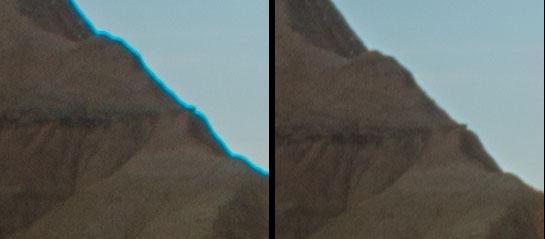 Test Nikon Nikkor 18mm F/3.5 Ai-S de Jesús Coll Fotógrafo Fine Art. Aberración cromática.