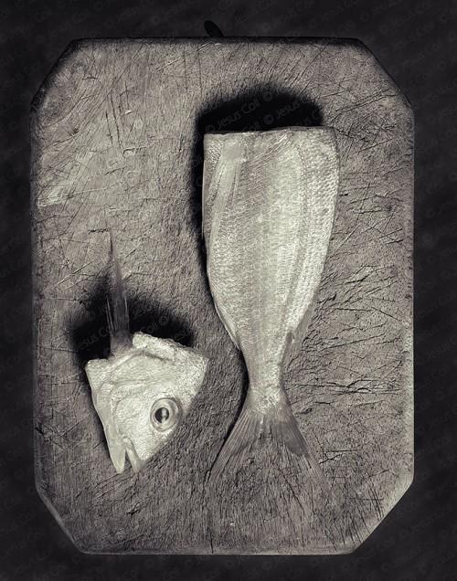 Societat Parcial I (tríptico collage 3D). Fotografía Fine Art Giclée. Edición Limitada a 3 ejemplares. de Jesús Coll