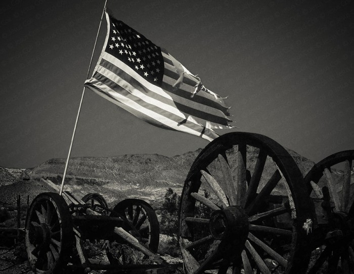 Ryholite Ghost Town, Nevada, USA. Fine Art Urban Landscapes Black and White Photography by Jesus Coll