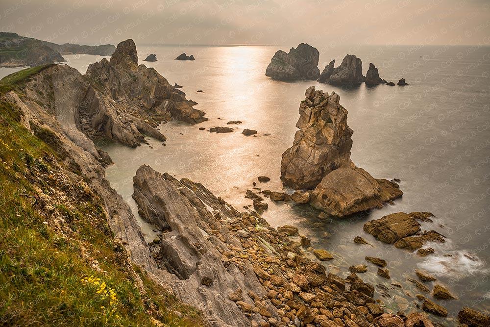 Costa Quebrada 06, Santander, Cantabria, España © Jesus Coll.