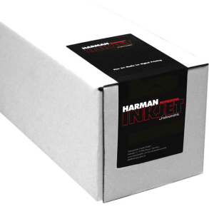 Harman roll paper delivered by Hahnemühle