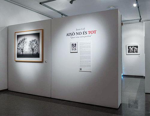 Jesus Coll fotógrafo Fine Art de Paisaje, Retrato y Desnudo en Blanco y Negro, exposición fotografías en Festimatge 2015, Calella, Barcelona