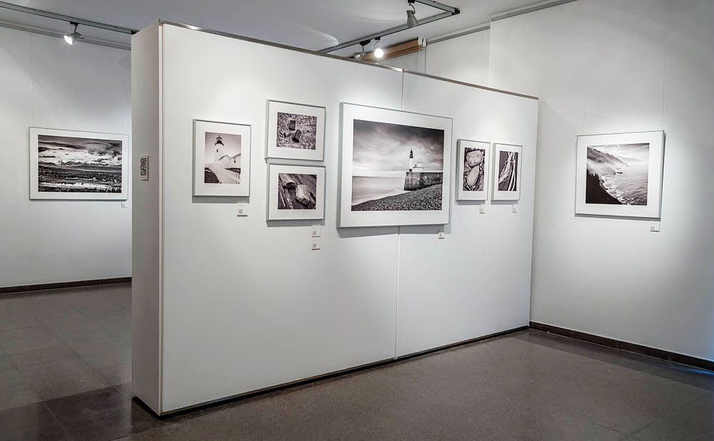 Festimatge 2015 photo exhibition by Jesus Coll Fine Art Black and White Photographer