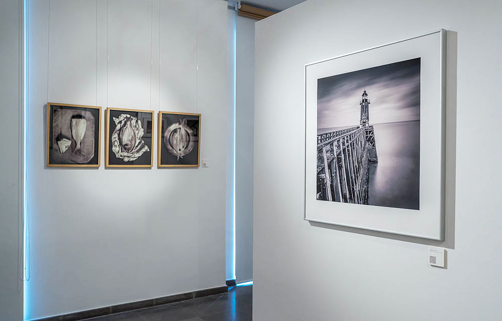 Festimatge 2015 photo exhibition by Jesus Coll Fine Art Black and White Photographer from Barcelona
