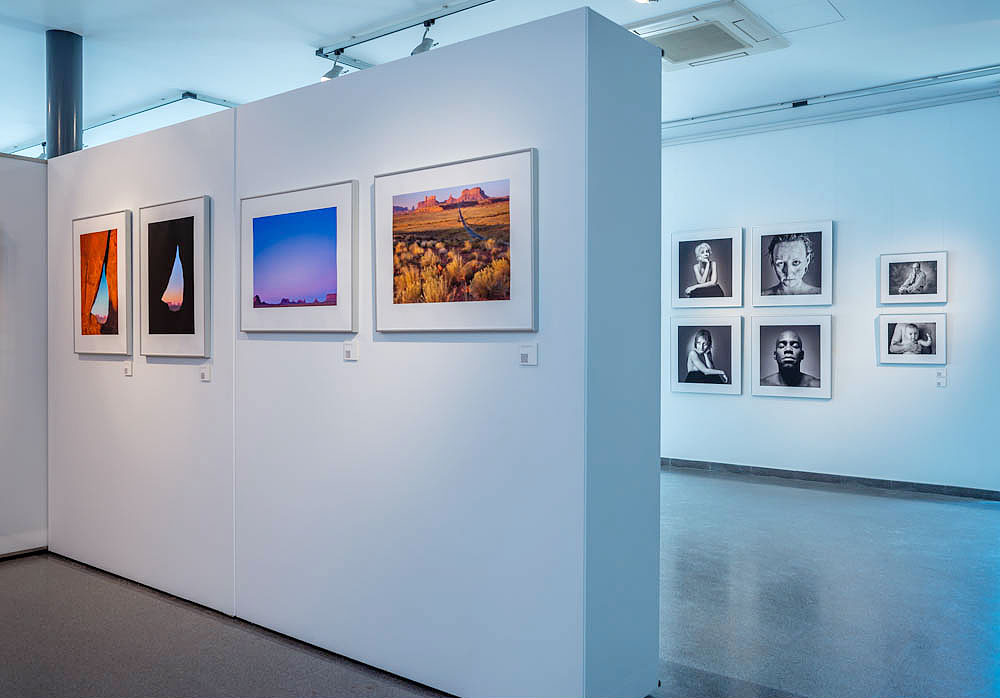 Festimatge 2015 photo exhibition in Calella by Jesus Coll Fine Art Color Landscapes Photographer from Barcelona