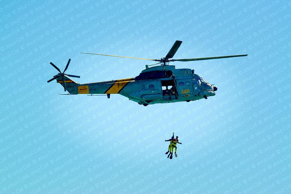 festa-al-cel-mataro-helicoptero-sar