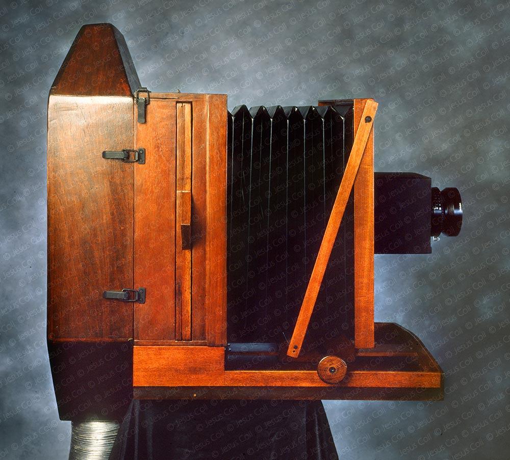 Ampliadora fotográfica para negativos gran formato 20x25 cm. (8x10 ...