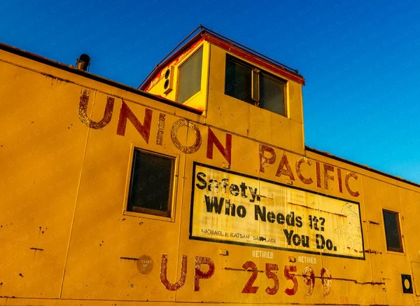 Union Pacific, Barstow, California