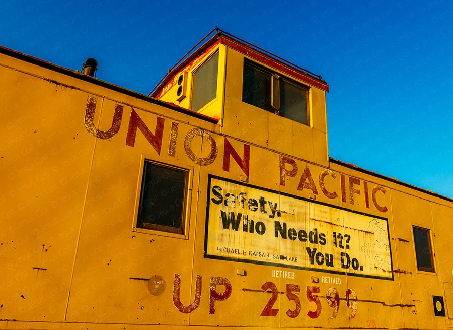 Union Pacific, Barstow, California