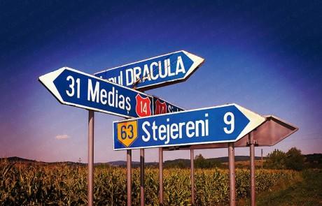 Dracula, Transilvania, Romania
