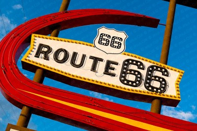 Route 66 Motel, Kingman, Arizona