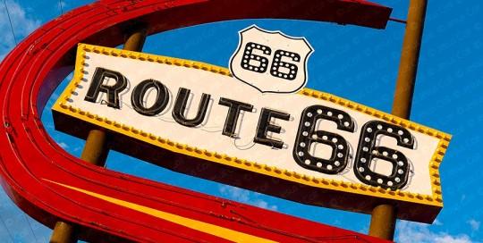 Route 66 Motel, Kingman, Arizona